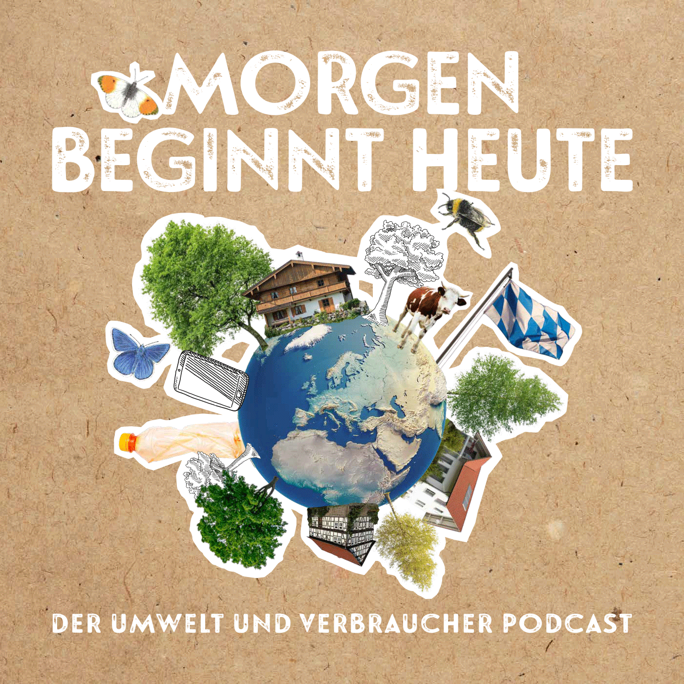 morgen beginnt heute - der Umwelt - und Verbraucherpodcast