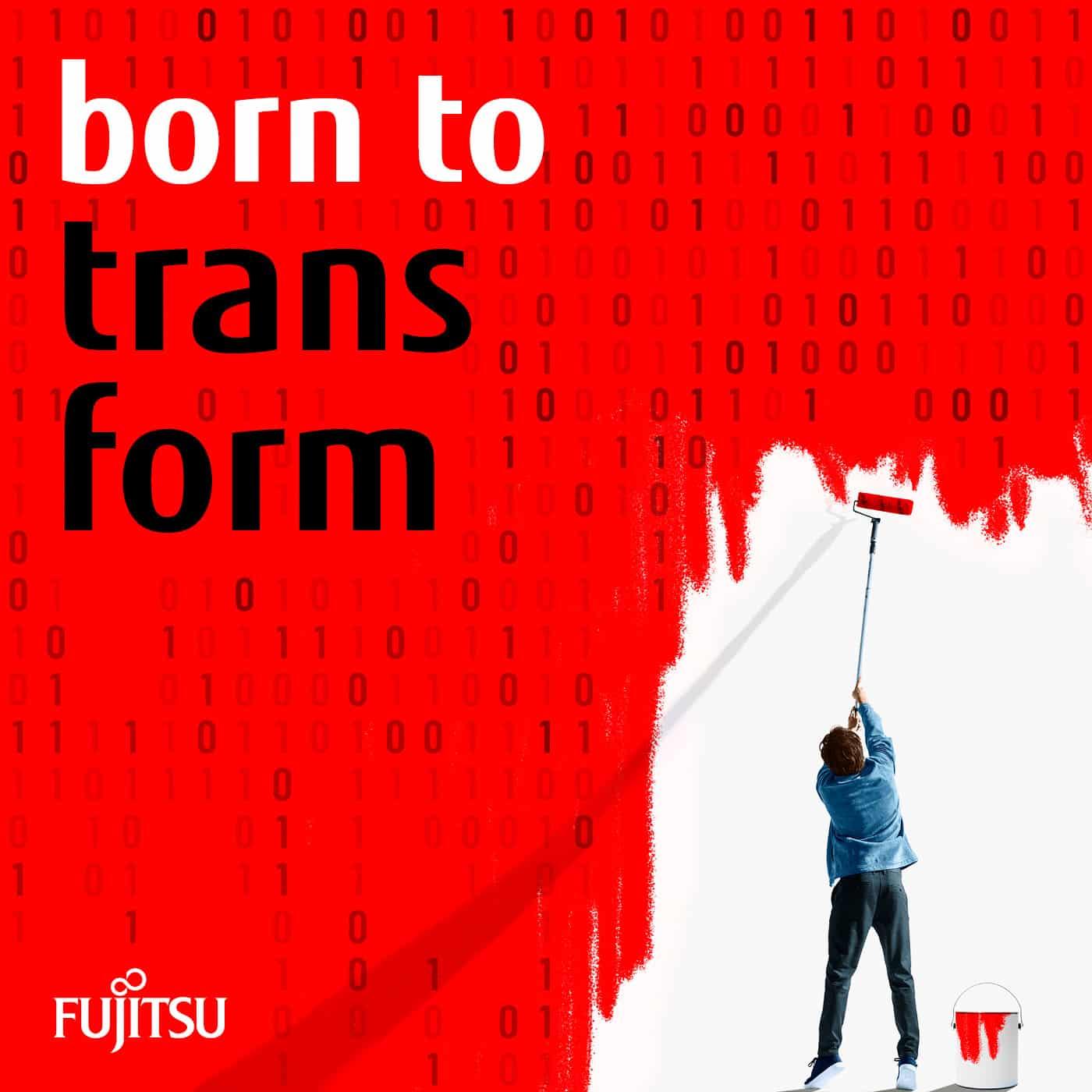 Fujitsu Podcast: Born to transform
